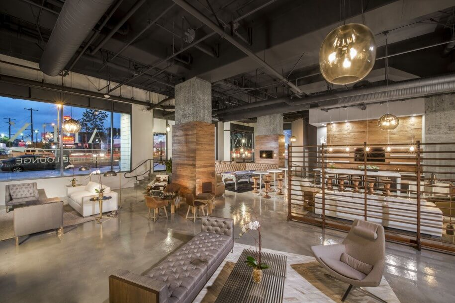 Modern Industrial Loft Designs