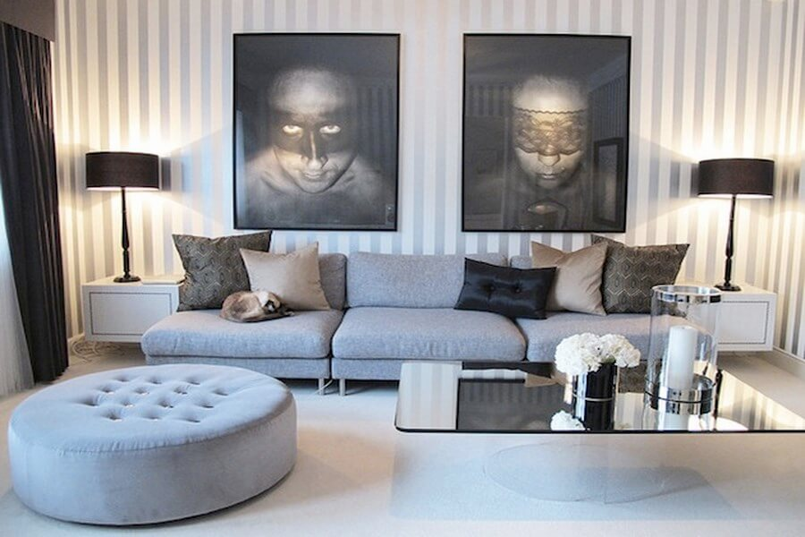 15-Metallic-Interior-Inspirations-To-Make-Your-Home-Glamorous-2