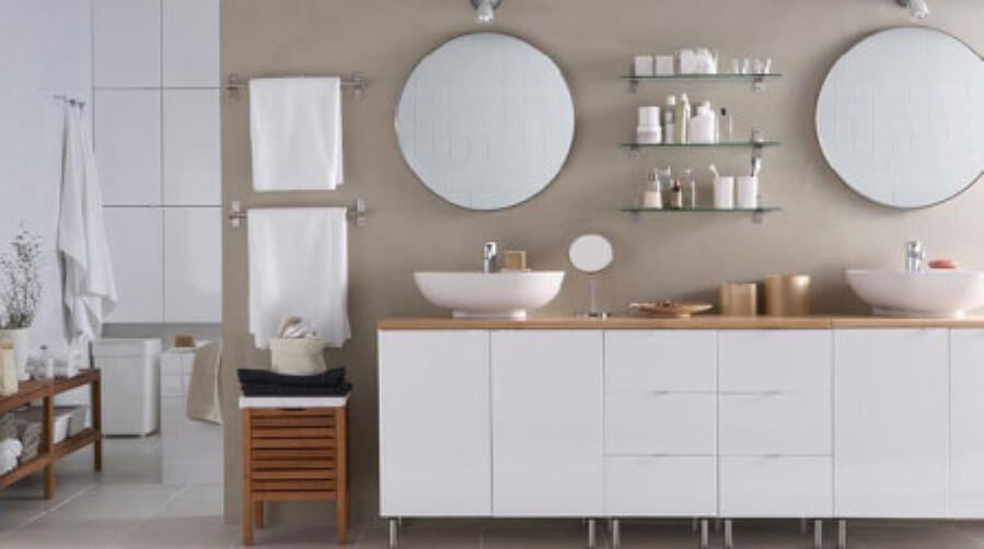 10 ikea bathroom design ideas for 2015 - Ikea Bathroom Design