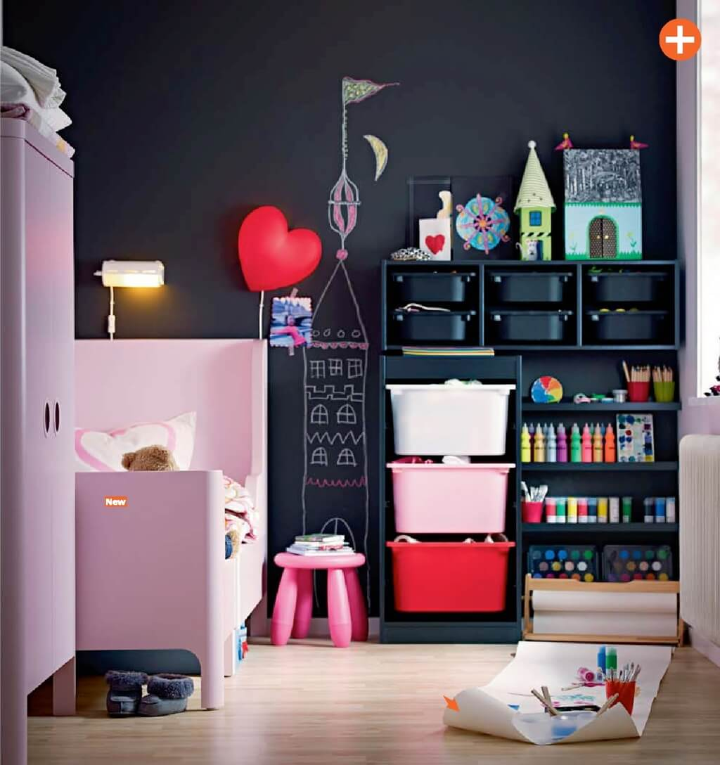 10 adorable ikea kid 39 s bedroom ideas for 2015 https interioridea
