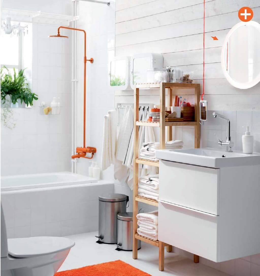 10 Ikea Bathroom Design Ideas for 2015 - Interior Idea