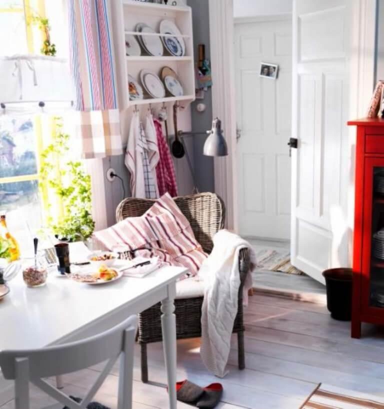 Charming Ikea Dining Room