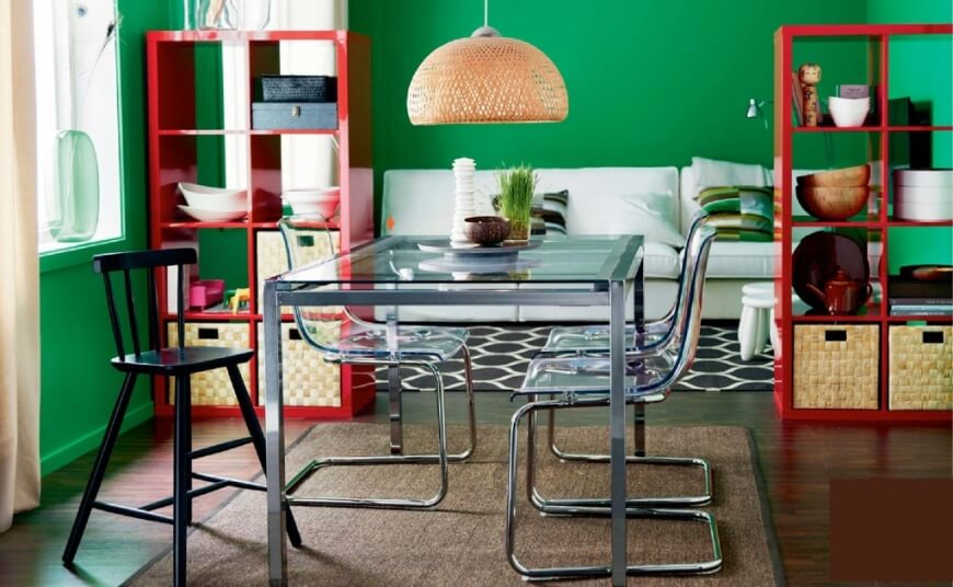 10 ikea dining room design ideas for 2015