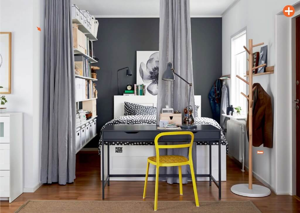 10 adorable ikea kid 39 s bedroom ideas for 2015. Black Bedroom Furniture Sets. Home Design Ideas