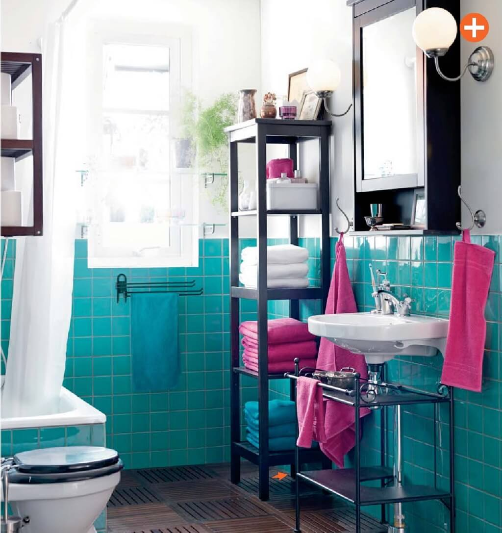 10 ikea bathroom design ideas for 2015 https for Small bathroom ideas ikea