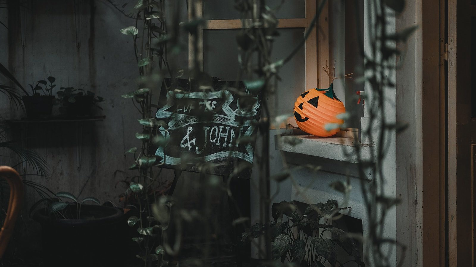 Pumpkin Halloween Decor