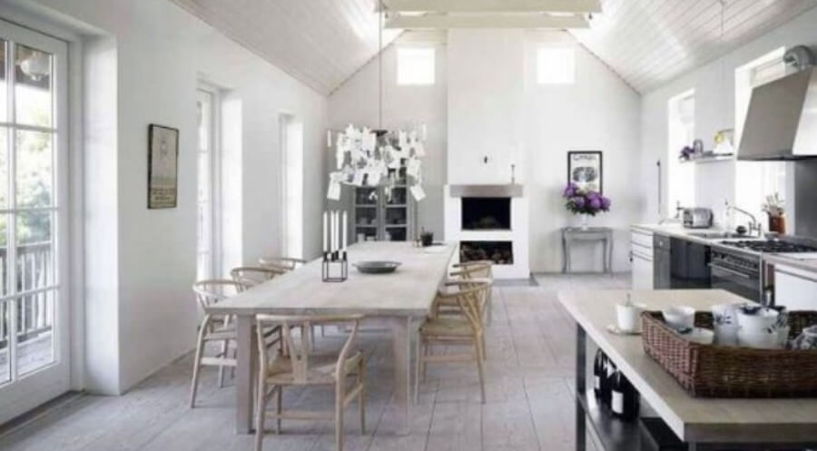 12 rustic scandinavian kitchen design ideas https for Swedish interior designs