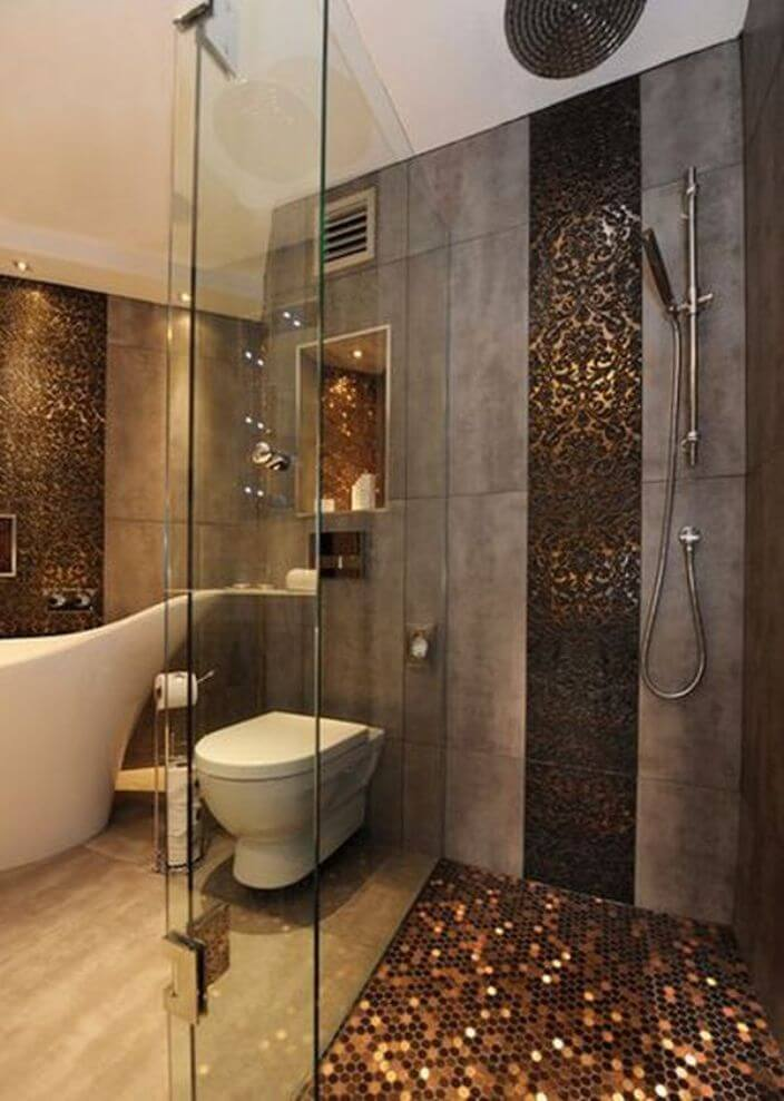 Beautiful Stand Up Shower