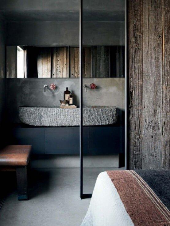 Top 9 Industrial Bathroom Design Ideas Https