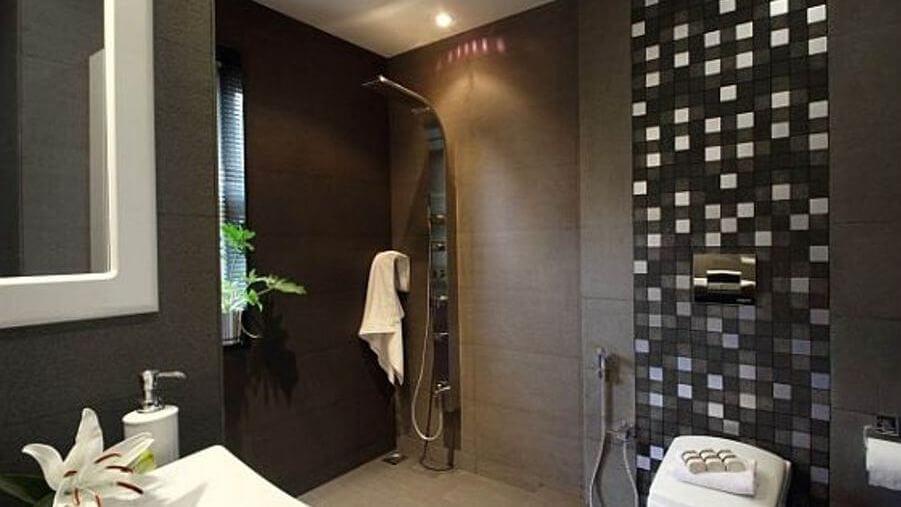 Luxury Stand Up Shower