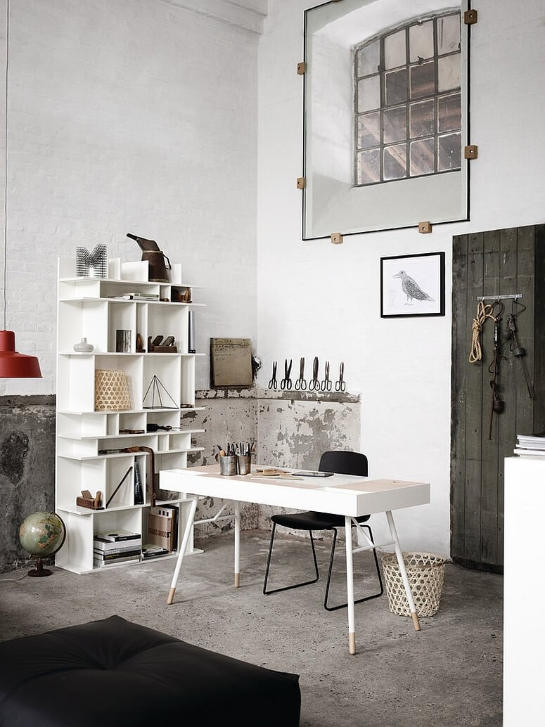 Top 9 Industrial Home Office Design Ideas Https