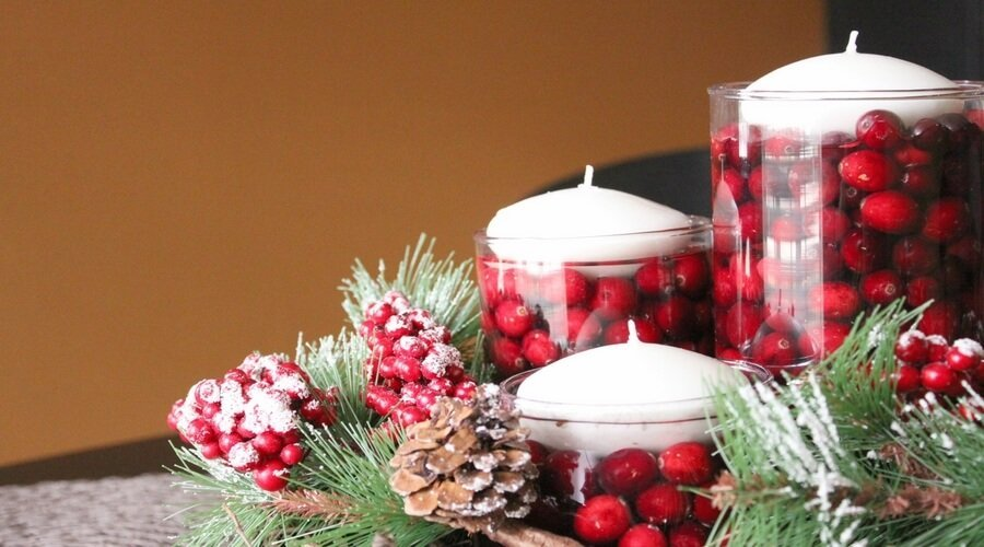 7 best christmas centerpieces for a holiday table - Holiday Table Decorations Christmas