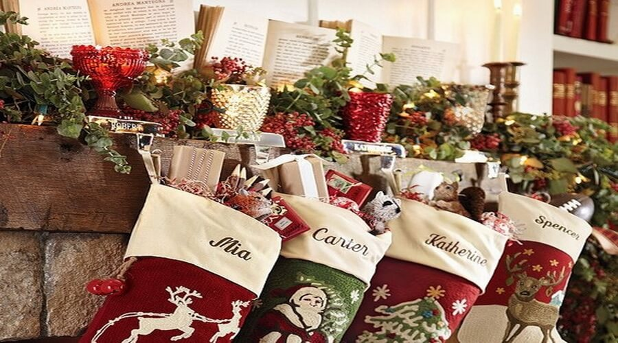 9 most creative and unique christmas stockings ideas - Christmas Stocking Design Ideas