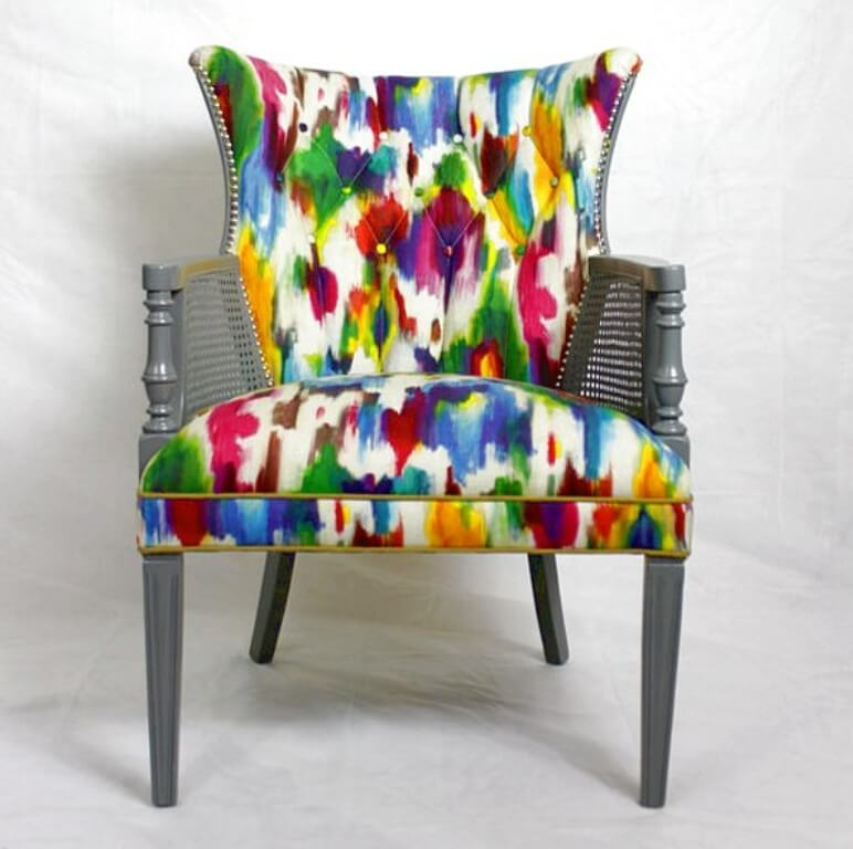Colourful accent chairs - 11 Chic Accent Living Room Chair Designs Https Interioridea Net