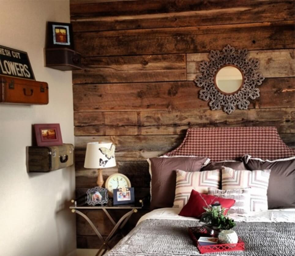 wood panel bedroom good ideas | a1houston