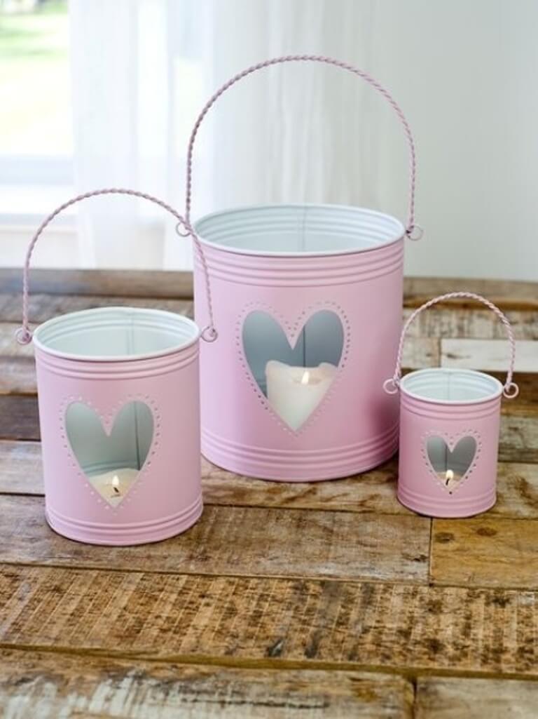 Pink Vintage Decoration