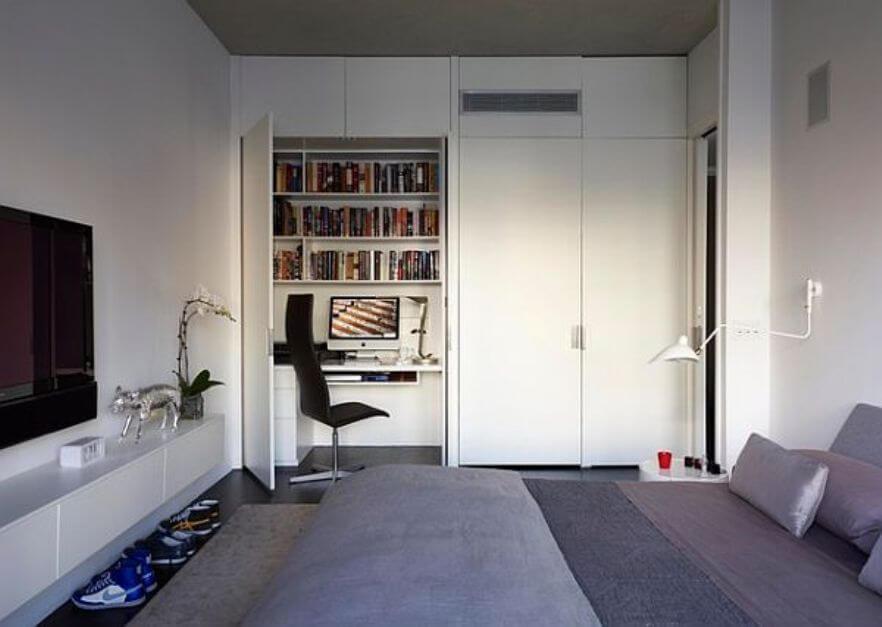 Ultra Modern Teen's Boy Bedroom