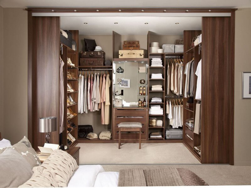 Closets Design Ideas 30 best walk in closet designs ideas closet design ideas for small walk in youtube Walk In Closet For Men Masculine Closet Design