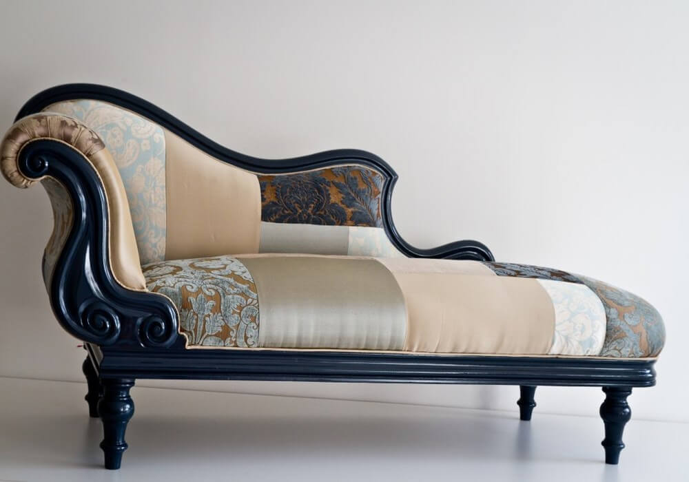 10 incredible bedroom chaise lounge designs https for Chaise patchwork