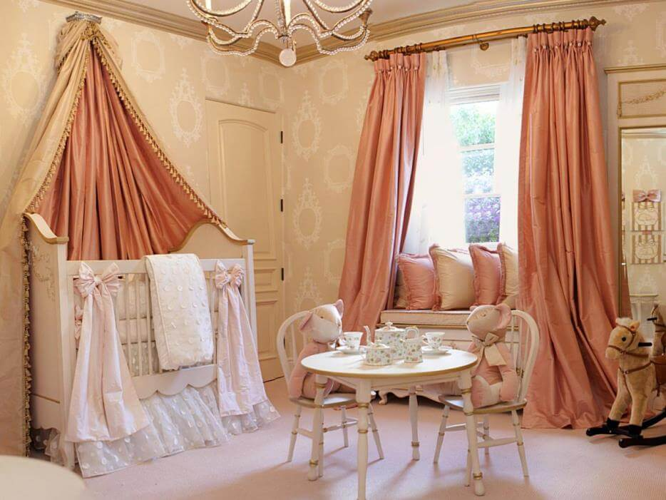 Amazing Princess Inspired Girls Bedroom