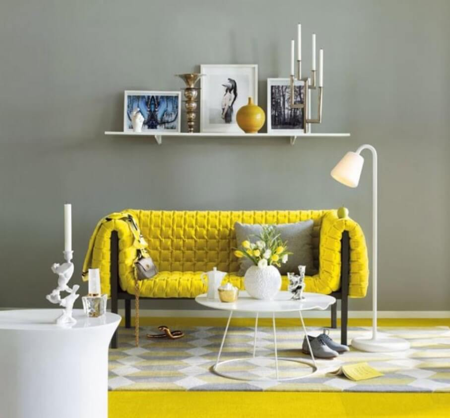 13 yellow sofa design ideas for a vibrant and soothing