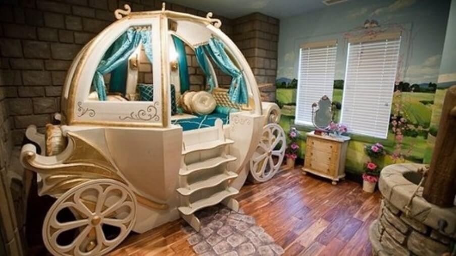 10 princess themed girl 39 s bedroom design ideas https interioridea