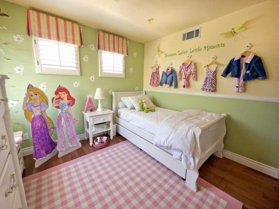 10 Princess Themed Girl 39 S Bedroom Design Ideas Https