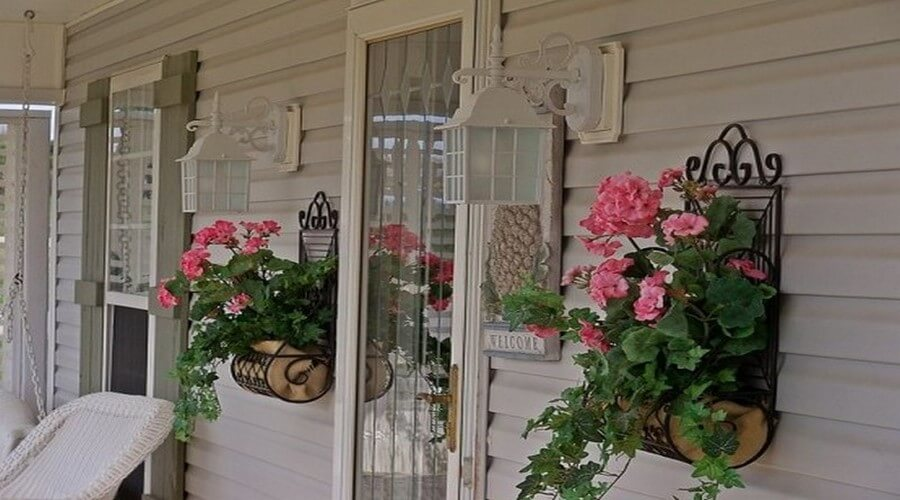 welcome spring into your front porch 7 fresh inspiring