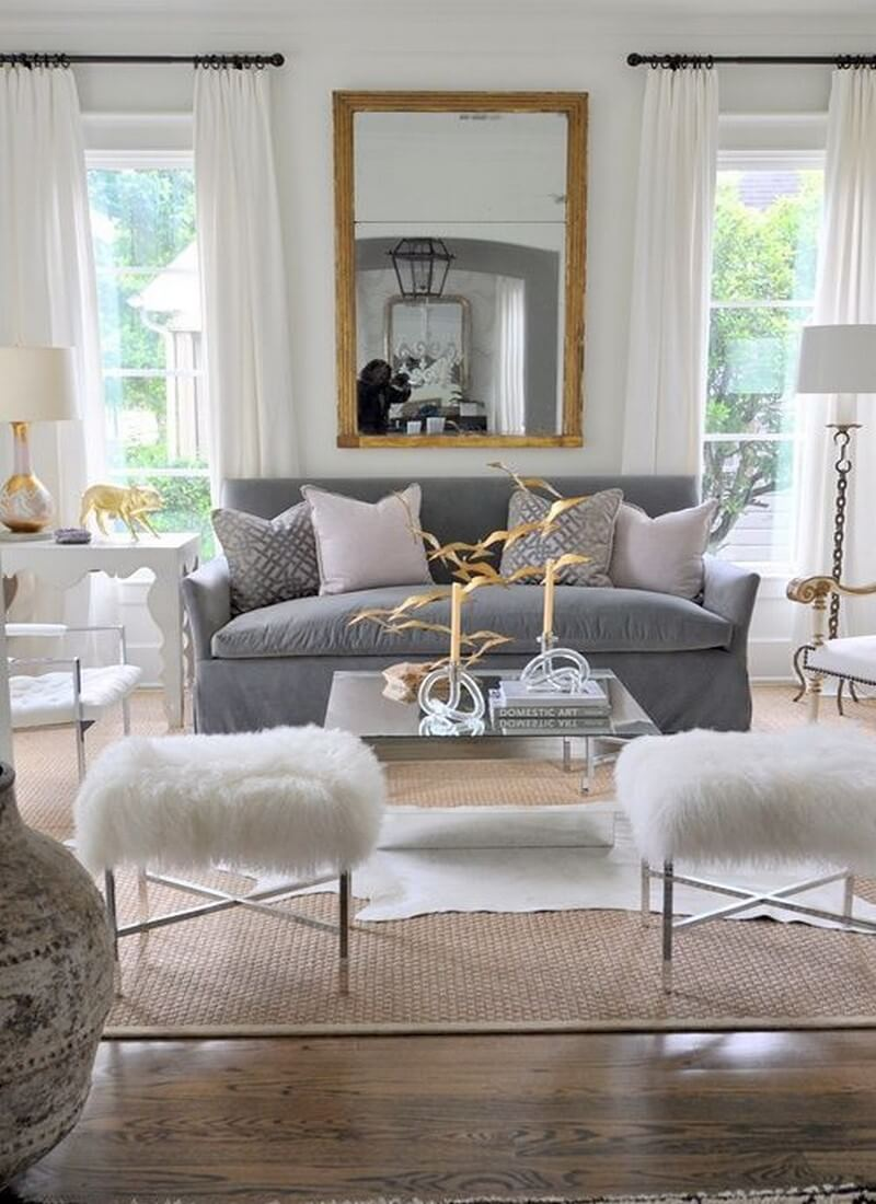 cozy and modern 9 faux fur decor ideas to warm up your