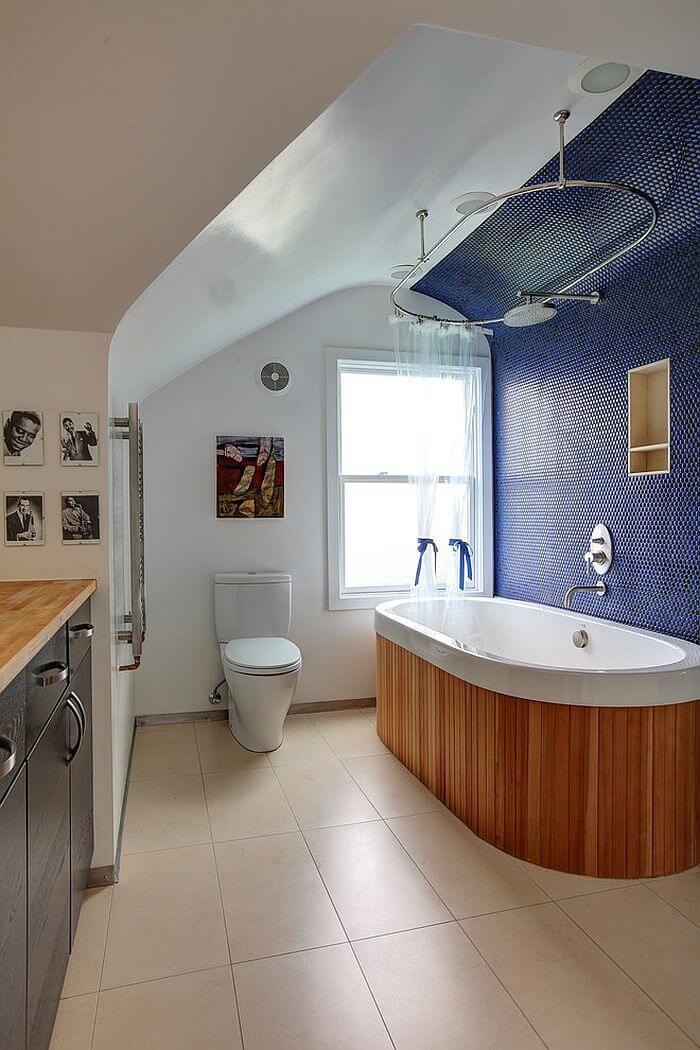 Amazing Eclectic Bathroom