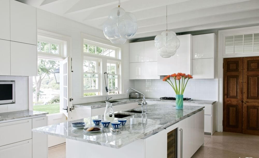 Http Interioridea Net 16 White Kitchen Design Ideas For Serene Inspiration