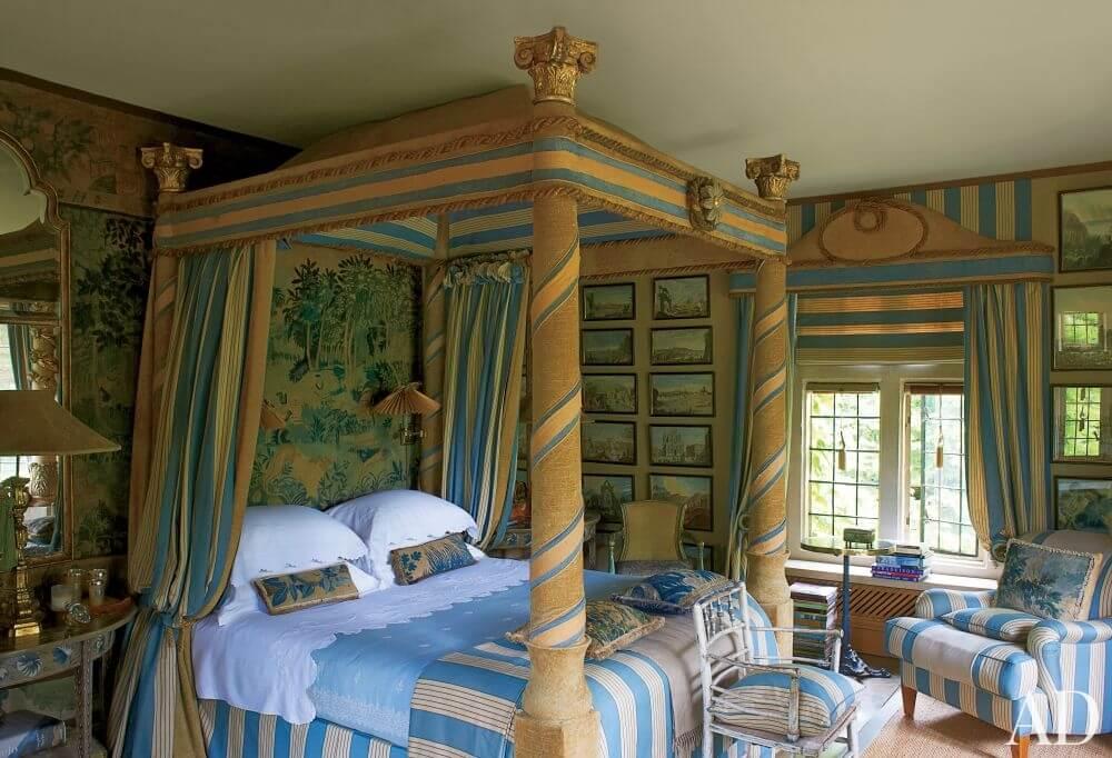 ELegant Striped Bedding