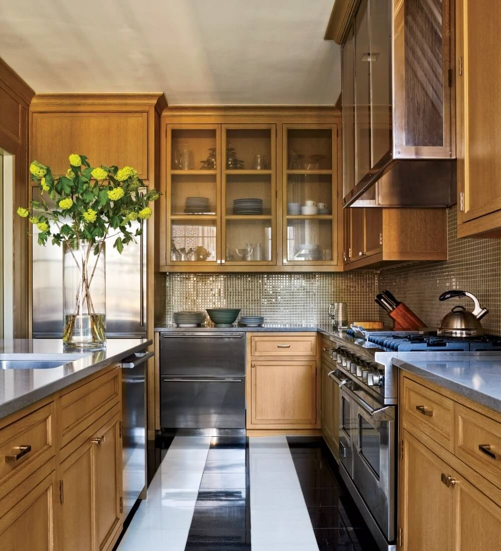9 Glass Kitchen Cabinet Ideas To Inspire