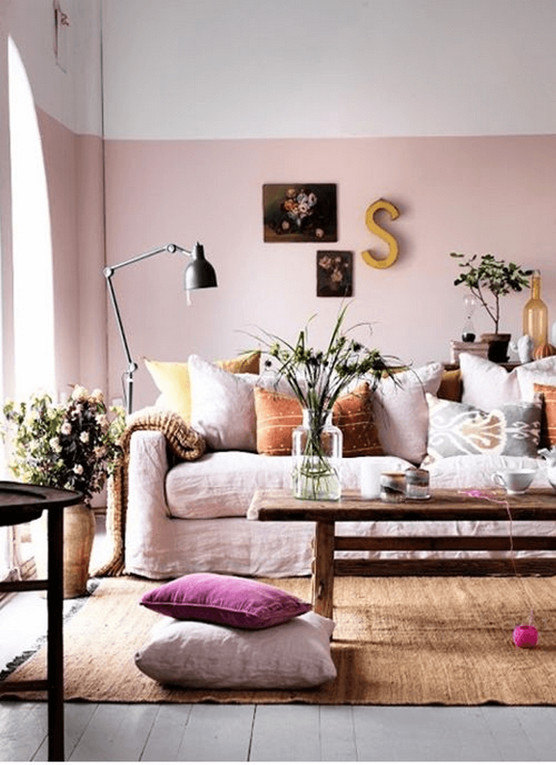 half-painted-wall-decor-ideas-1