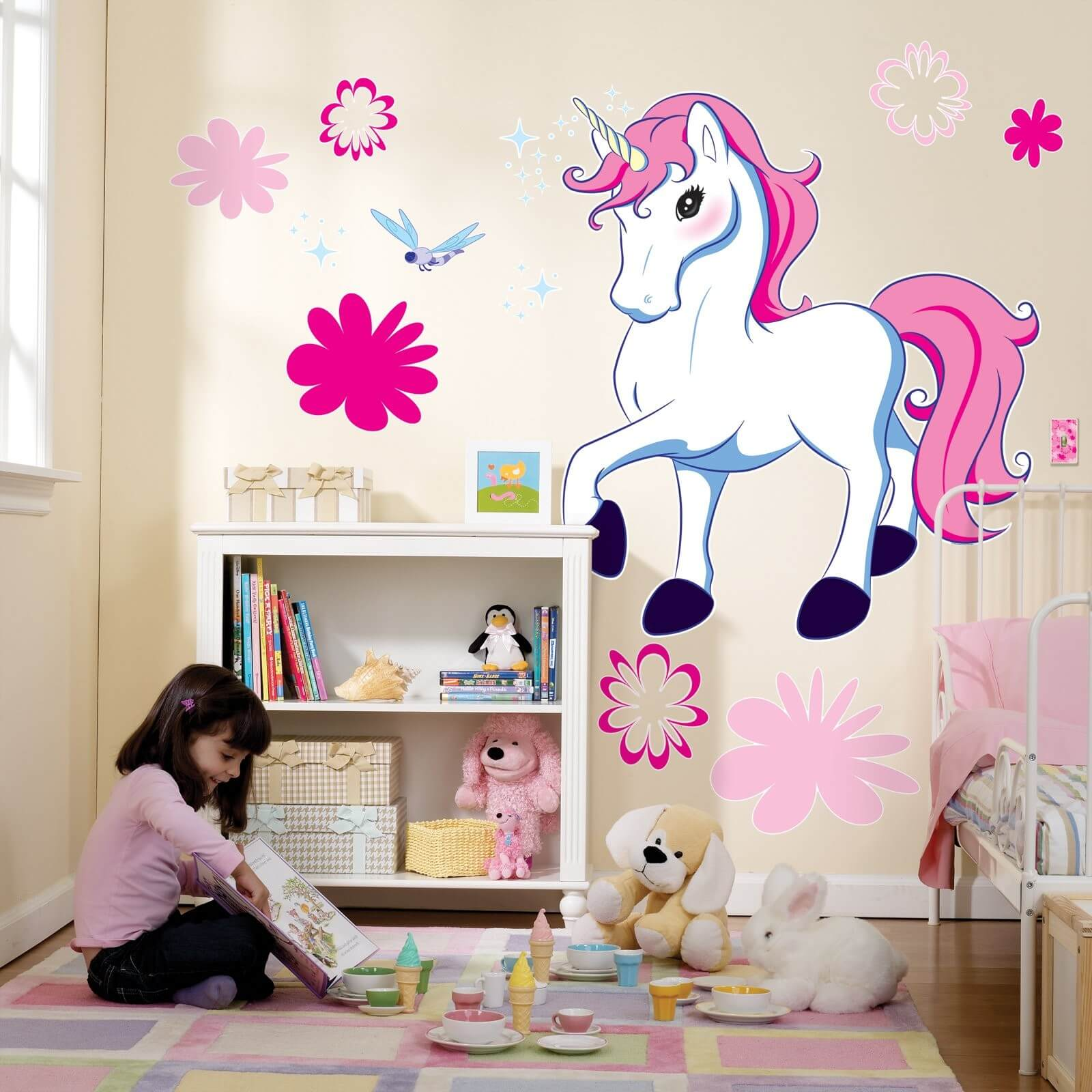 Wall Mural Childrens Bedroom 9 Unicorn Inspired Bedroom For Girls Https