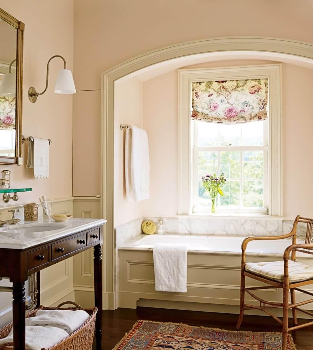 Attic Famrhouse Bathroom