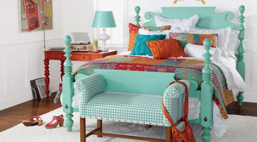 Beautiful Boho Chic Kid's Bedroom