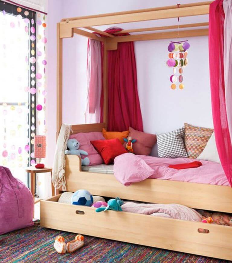 Cool Trundle Bed