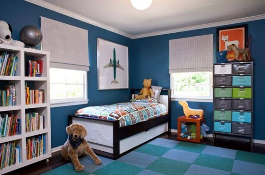 Cute Trundle Bed with Extra Storage