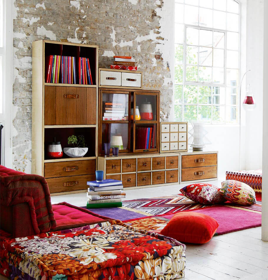 8 Bohemian Chic Teen Girl's Bedroom Ideas