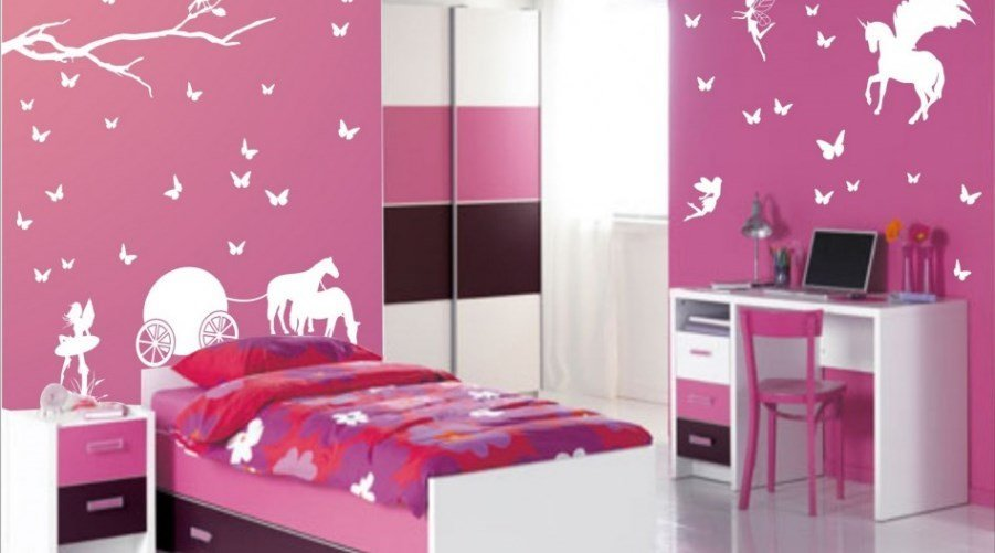Amazing Teen Girl Bedroom Curtains