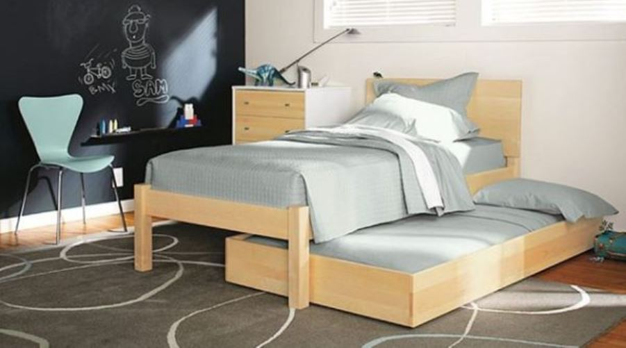 Interesting Trundle Bed