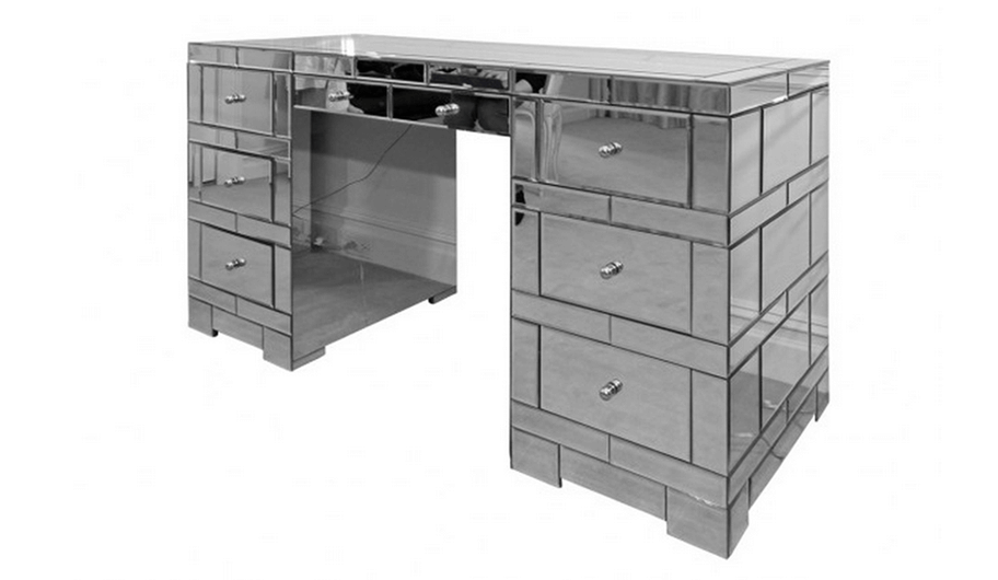 Mirrored Desk For Home Office