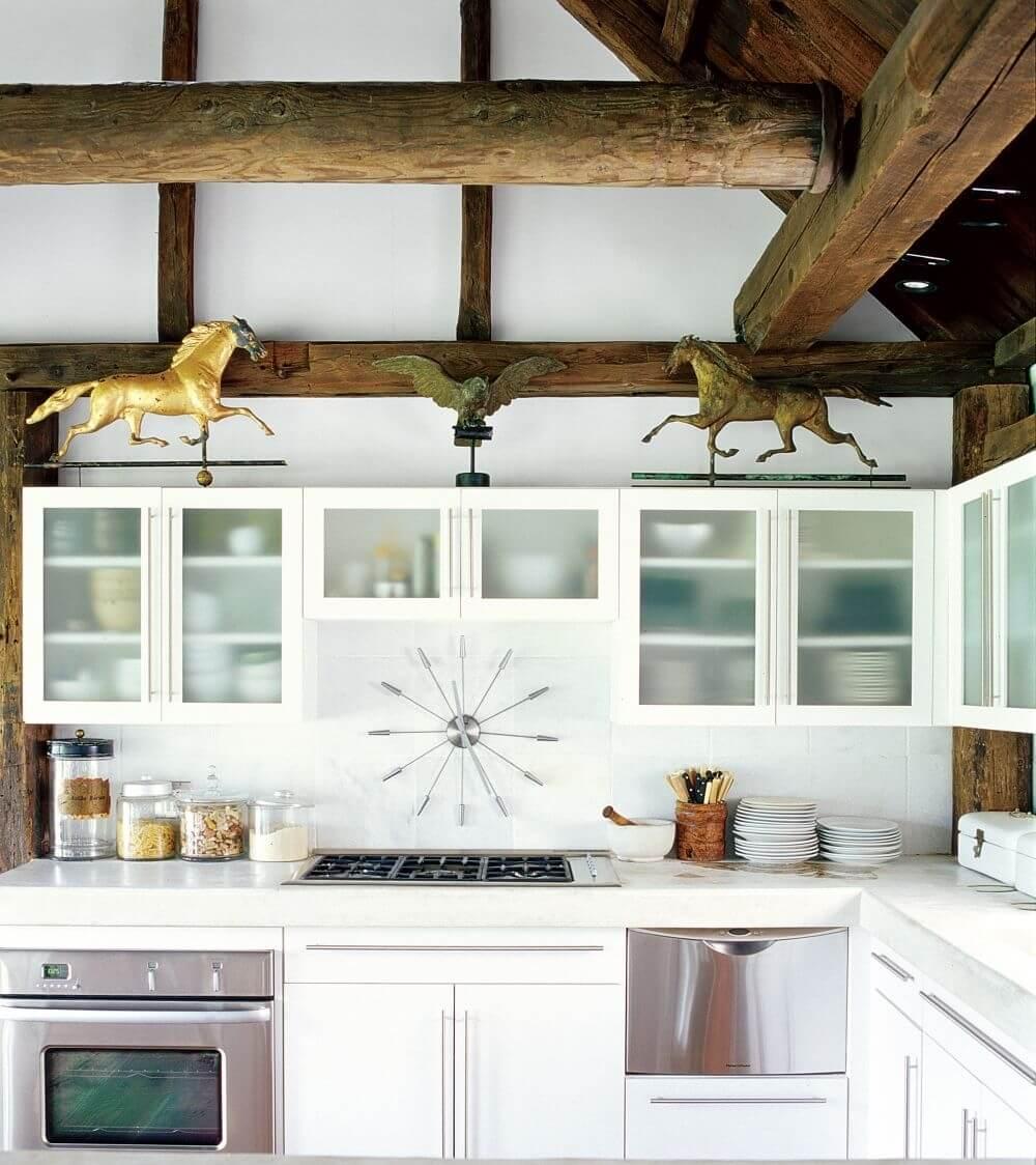 8 Farmhouse Kitchen Design Ideas