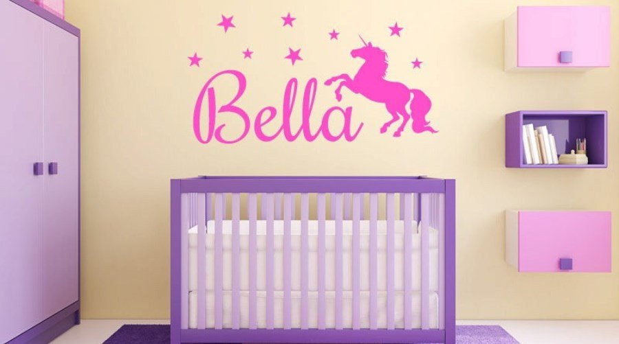 unicorn-name-wall-decal