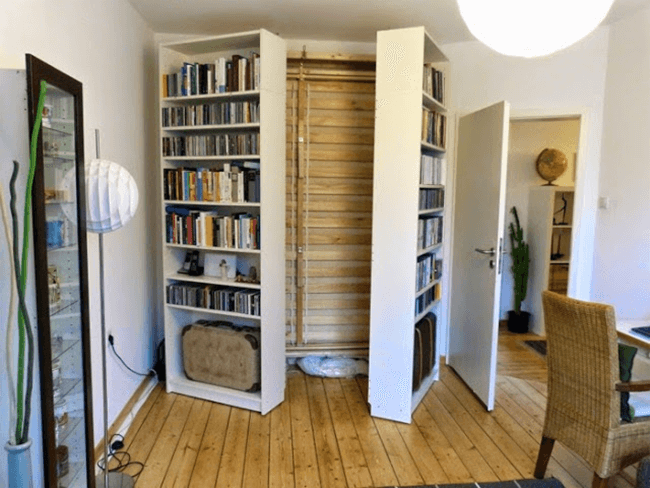 IKEA-Billy-Bookshelf-Hidden-Bed