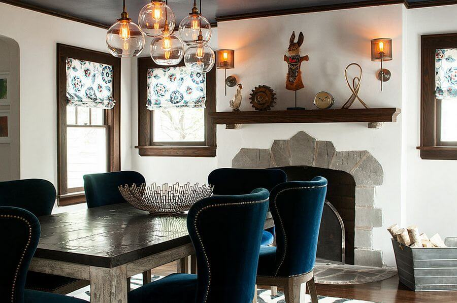 Classy Chic Farmhouse Dining Room