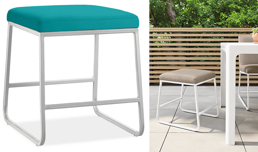 Modern backless Dining Stools