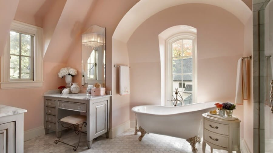 8 Amazing Shabby Chic Bathroom Design Ideas For a Feminine Feel