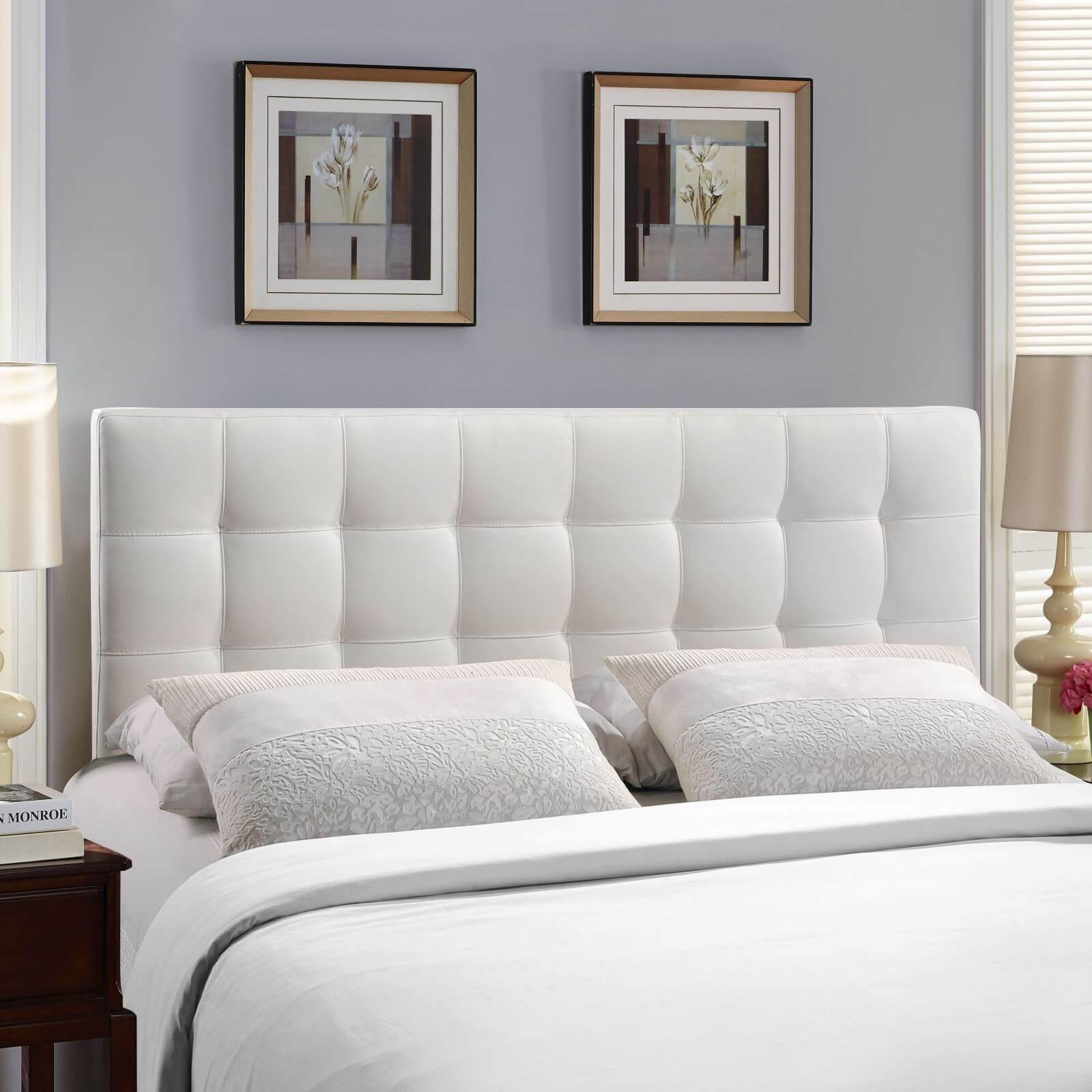 8 Chic Tufted Headboard Design Ideas For Modern Bedroom Interior Idea